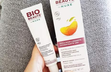 Bio beaute by NUXE - 24 часа хидратираща изглаждаща емулсия