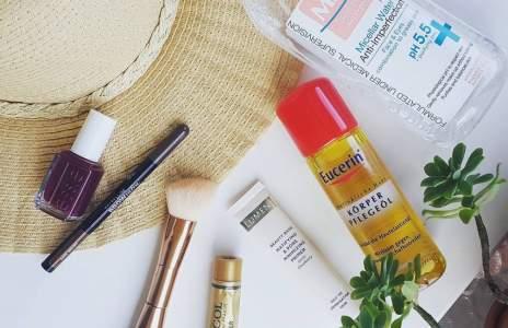 Любими козметични продукти - юни 2016