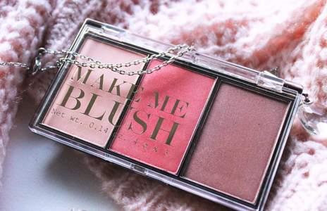 H&M троен руж Make me blush