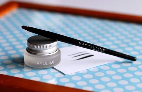Гел очна линия Maybelline