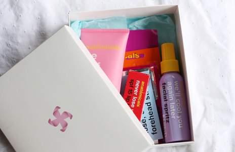 Pretty box Bulgaria с продукти от Anatomicals - супер свежа лятна грижа за кожата