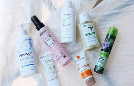 Нови козметични продукти - април 2016 (първи впечатления)